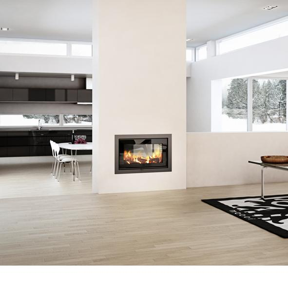 Firebelly Stoves Fb2 Double Sided Wood Burning Stove Wood Burning Stoves