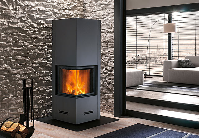 gallery for corner wood burning stove fireplace