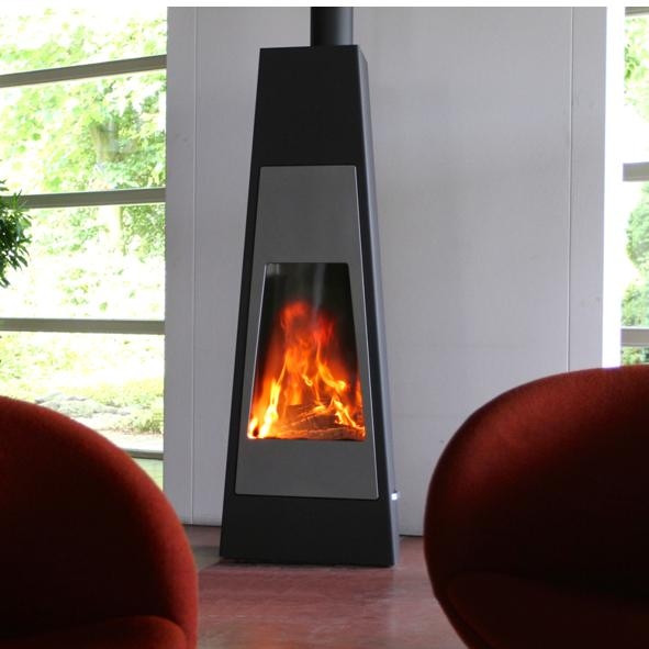 Harrie Leenders Stoves |   Harrie Leenders Ysen Wood Burning Stove