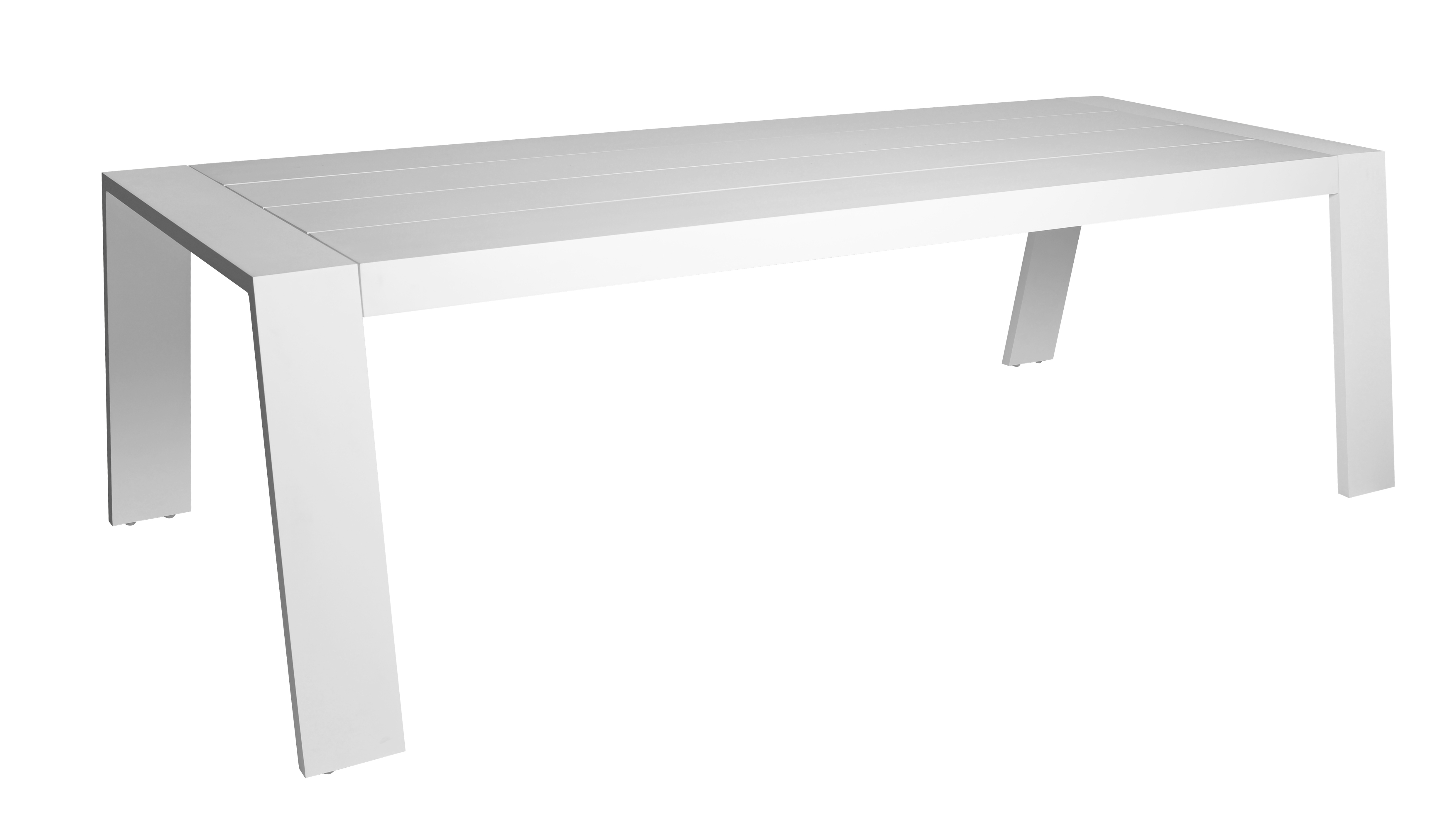 Borek aluminium Viking table 255x116cm 7146