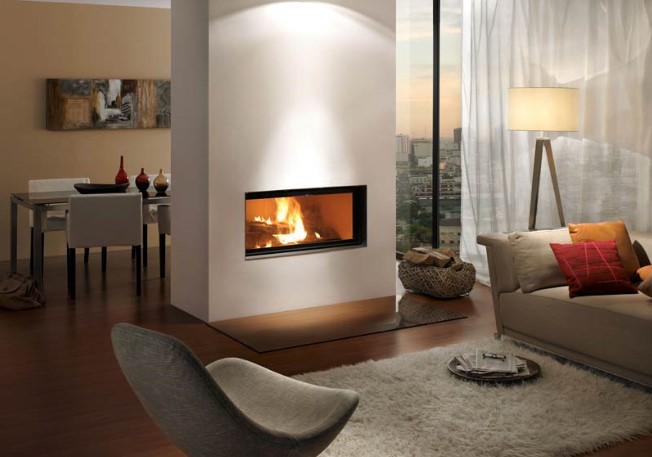 brunner bsk fireplace kit tunnel from robeys of belper. Black Bedroom Furniture Sets. Home Design Ideas