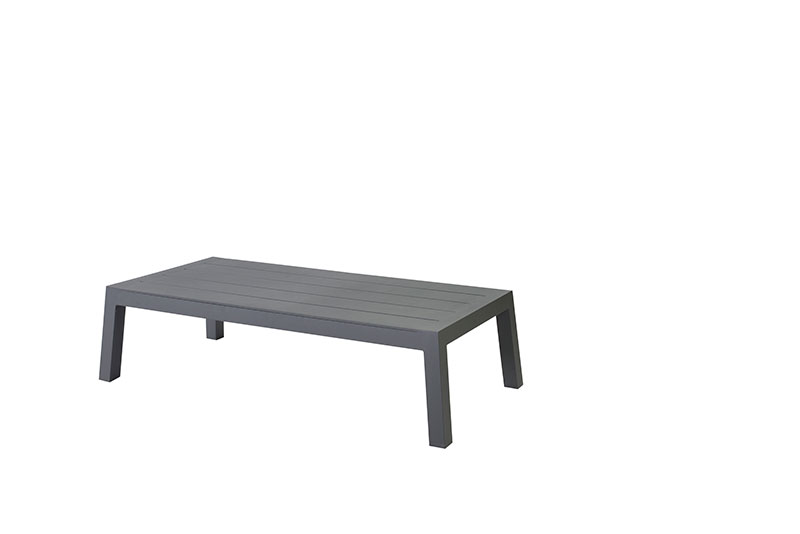 This range of outdoor seating including sofas and dining chairs comes in variety of options including a traditional wooden finish, subtle anthracite grey or brilliant white. - low Coffee Table