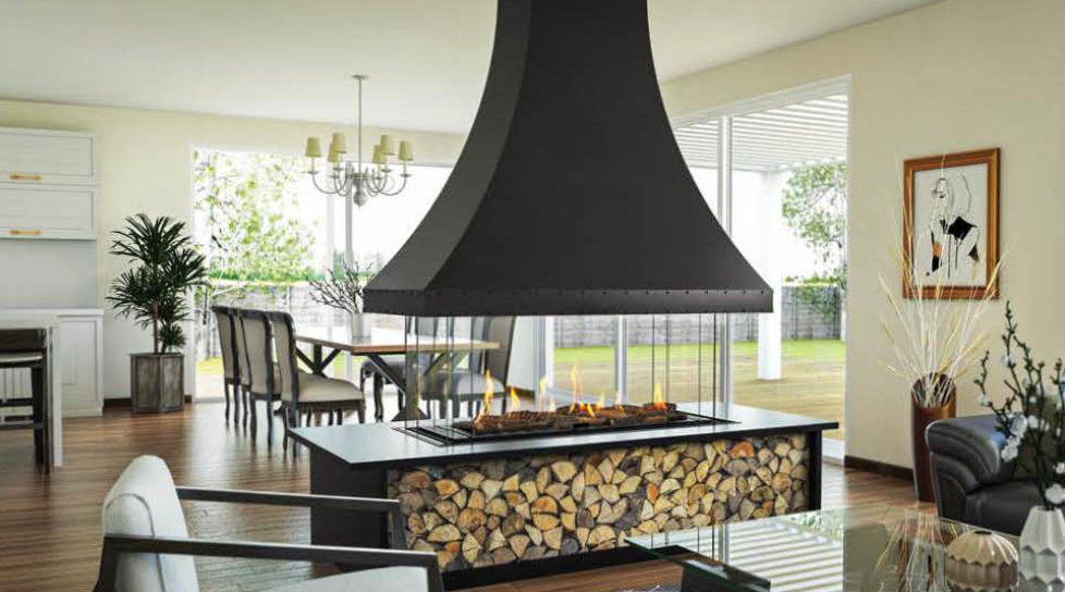 Contemorary-Modern-Glass-Fronted-Gas-Fireplaces-Ortal-Clear-island 130