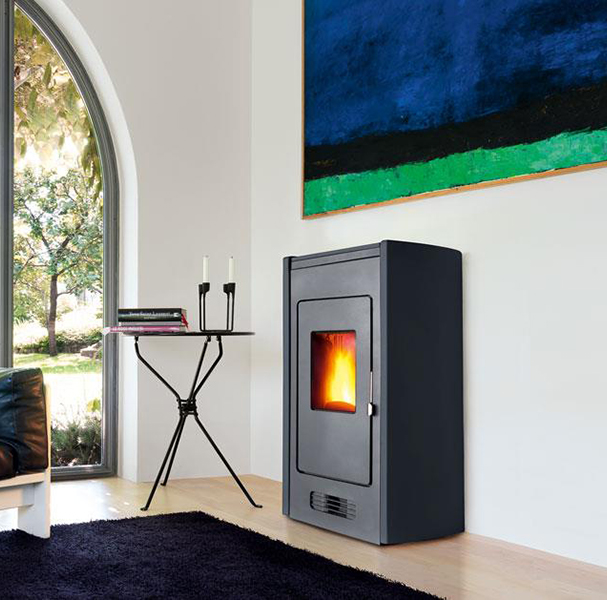 piazzetta fireplaces from robeys pellet stoves. Black Bedroom Furniture Sets. Home Design Ideas