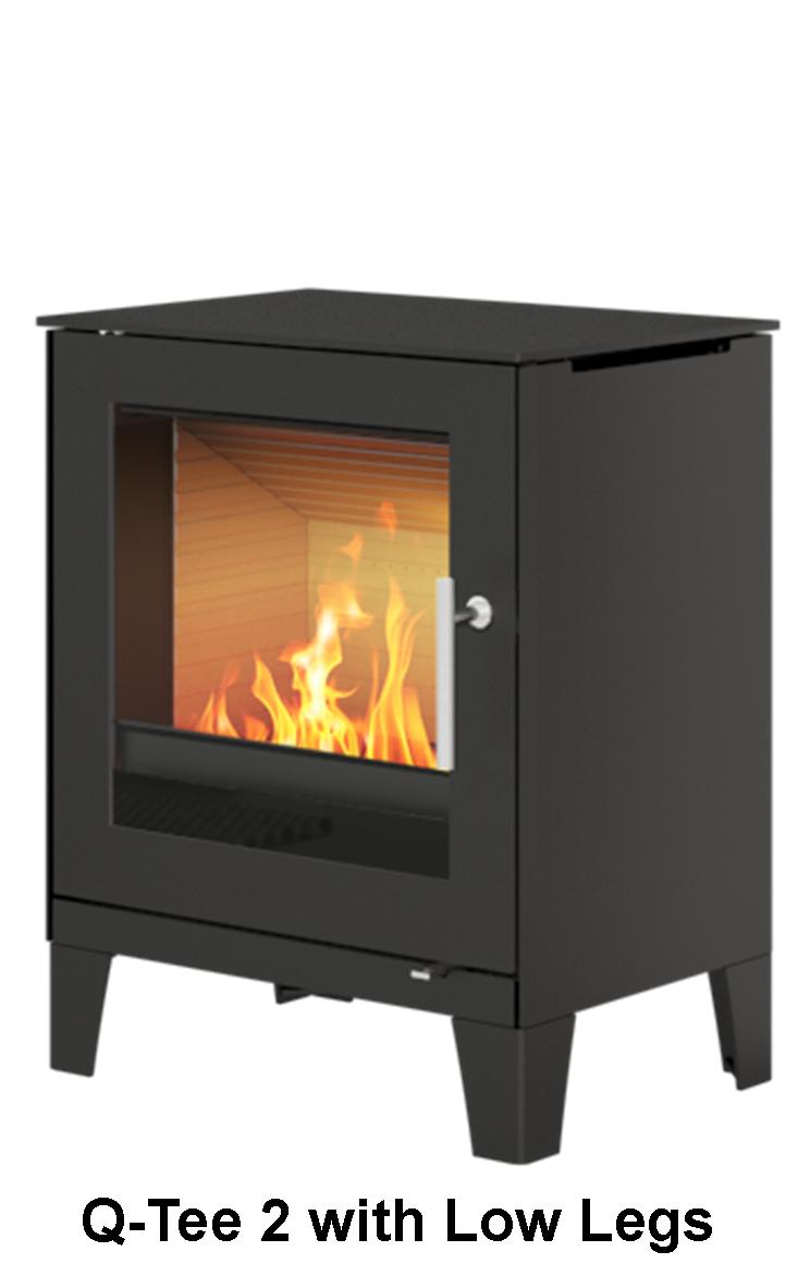 Rais Q Tee 2 Multi Fuel Stove 8kw From Robeys