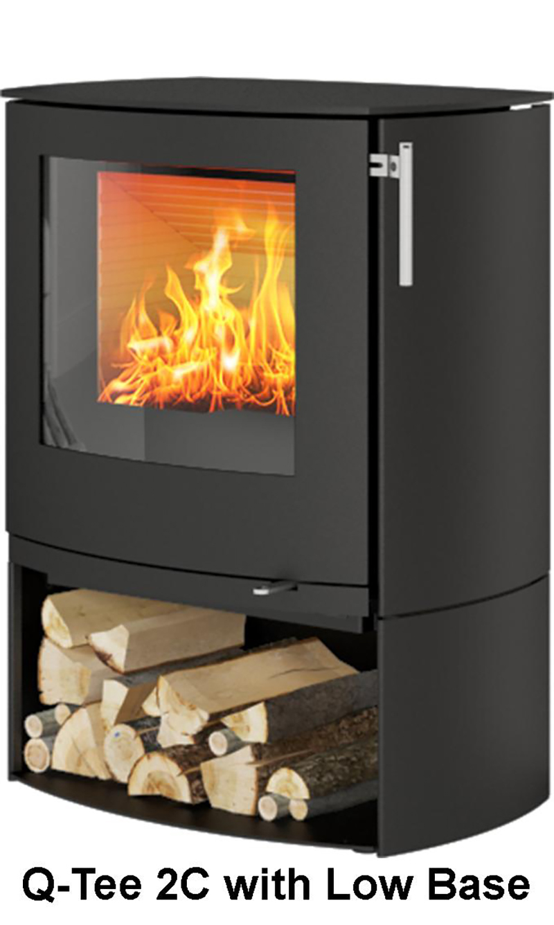 Rais Q Tee 2 C Multi Fuel Stove 8kw From Robeys