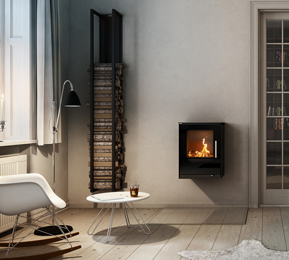 Rais Q Tee 5kw Wood Burning Stove From Robeys