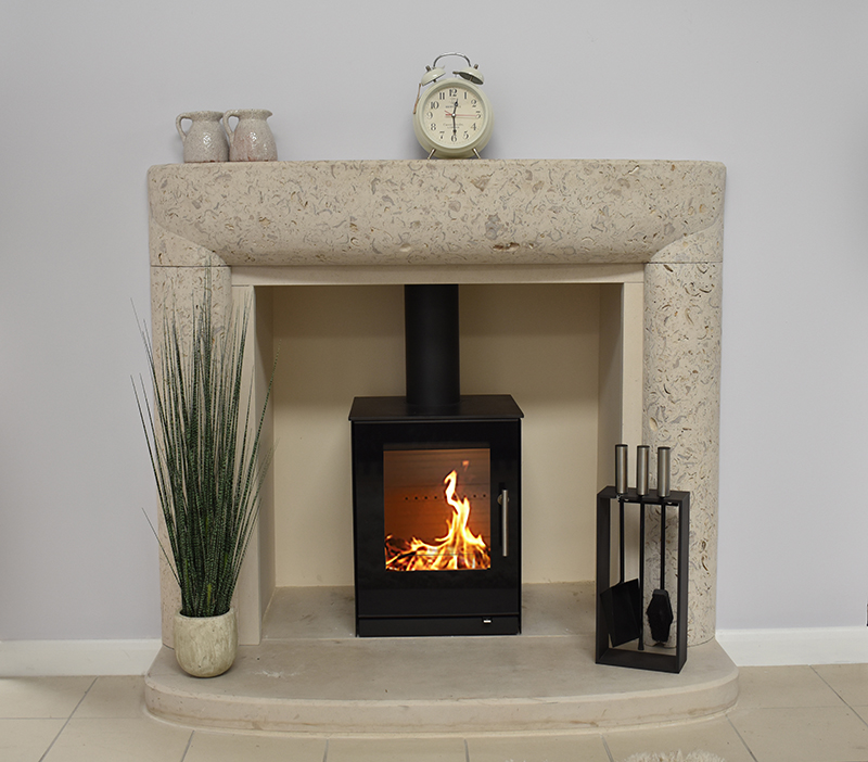 q-tee 57 with roach stone surround