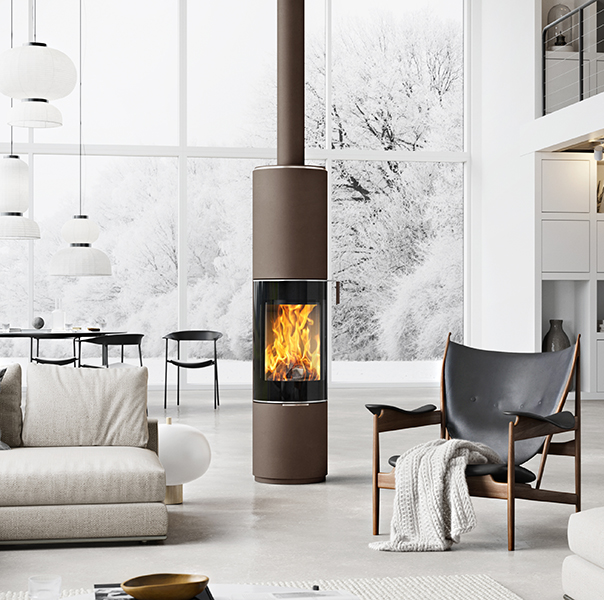 RAIS – RAIS Pilar 2019 Wood Burning Stove 4.5kW