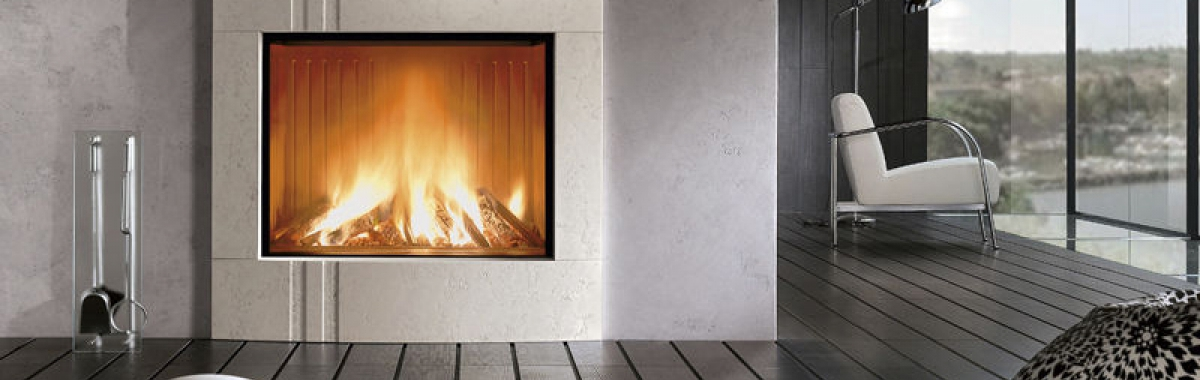 Piazzetta – Cagliari Fireplace suitable for Wood