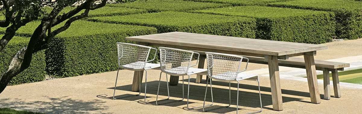 Max & Luuk Outdoor Furniture – Furniture Collection