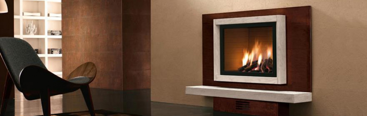 Piazzetta – Break Fireplace suitable for Gas or LPG