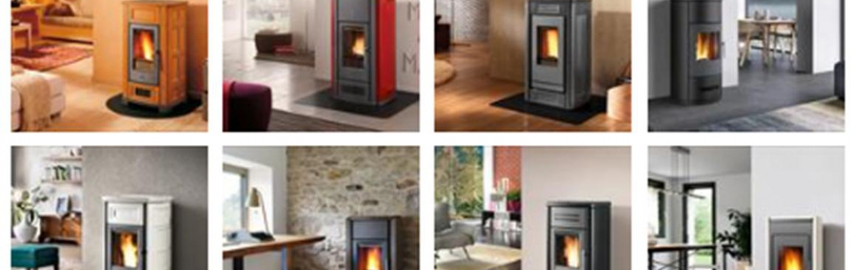 Piazzetta – Wood Pellet Burning Stoves