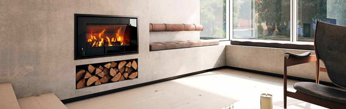 Rais – 700 5kw Wood Burning Insert Fire