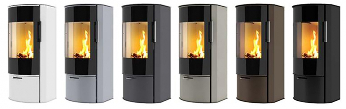 Rais Rina 4kw Wood Burning Stove Now Available To Order Online
