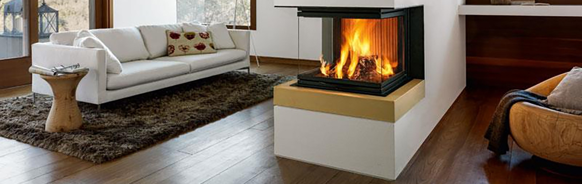 Piazzetta – Aberdeen Fireplace suitable for Wood