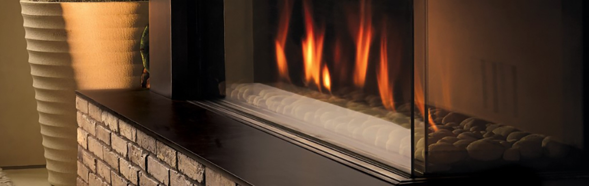 Ortal – Clear 110 Corner Gas Fire