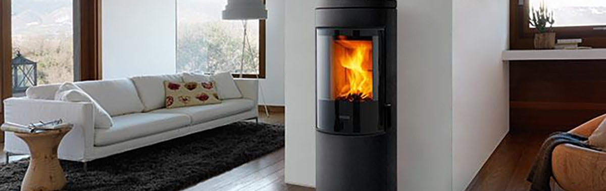 Piazzetta – E924 A Hermetic Wood Burning Stove