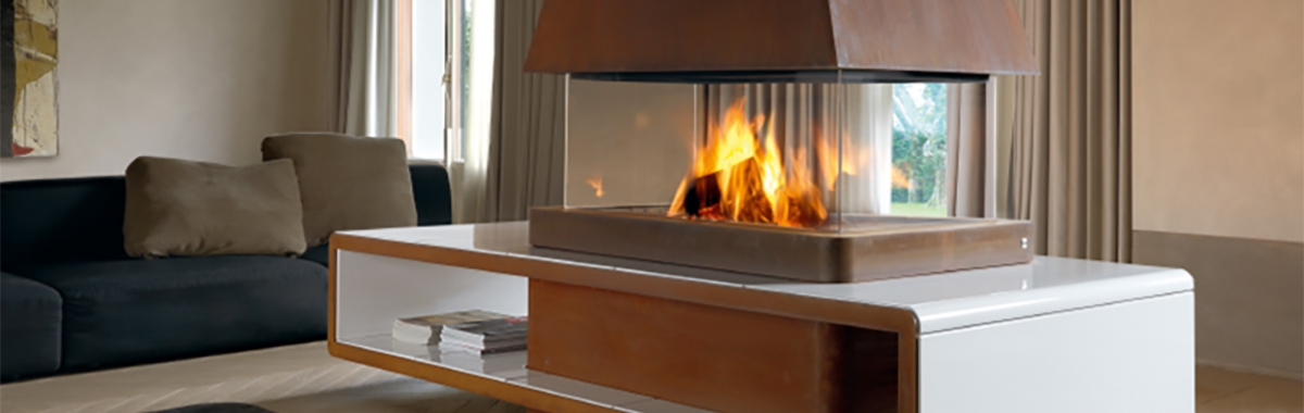 Piazzetta – Panoramic Wood Burning Fireplaces