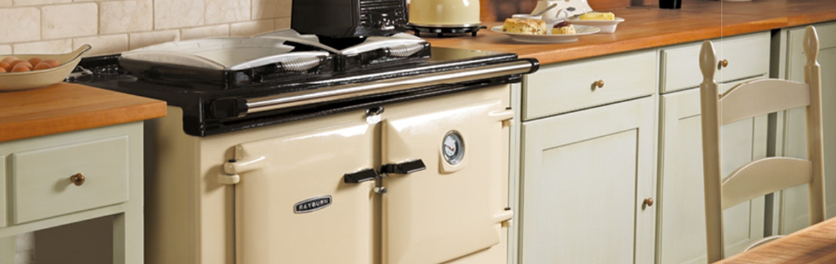 Rayburn – Rayburn 600 K Range Cooker Oil Fired