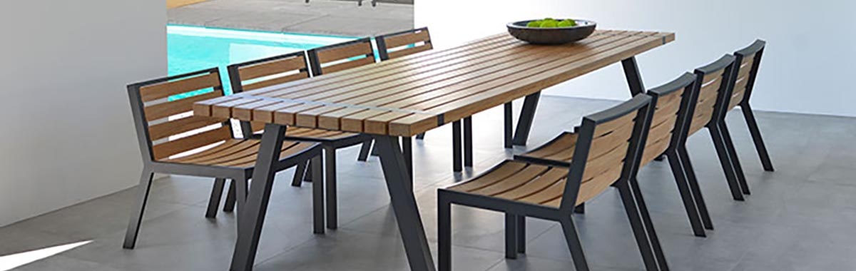 Borek Outdoor – Teak Collection