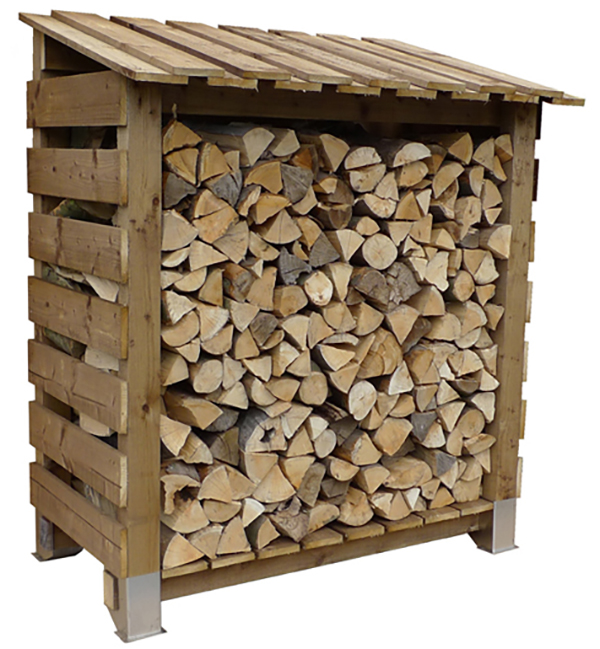 TS Log Stores – TS 160 Log Store - Double Depth