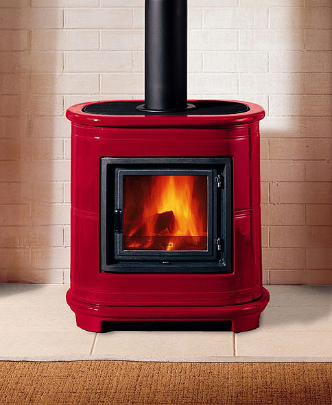 Piazzetta – E905 Wood Burning Stove