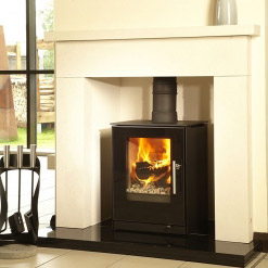Q-Tee 5kw Wood Burning Stove