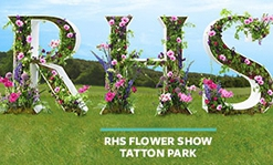 Come and see us at RHS Tatton Show July 18th to 22nd