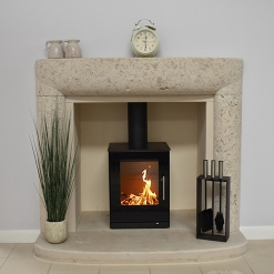 RAIS Q-Tee 5kw Wood Burning Stove