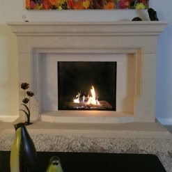 Front Facing Gas Fire up to 75cm wide
