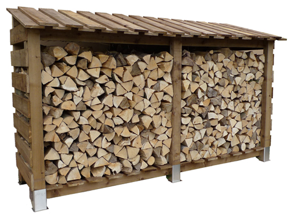 TS Log Stores – TS 300 Log Store - Double Depth