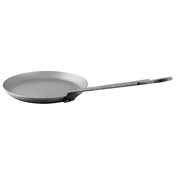 Mauviel 1830 Cookware – M'Steel Black Steel Crepes Pan 3653-20 20cm