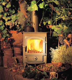 Clearview – Pioneer 400 Stove 5kW