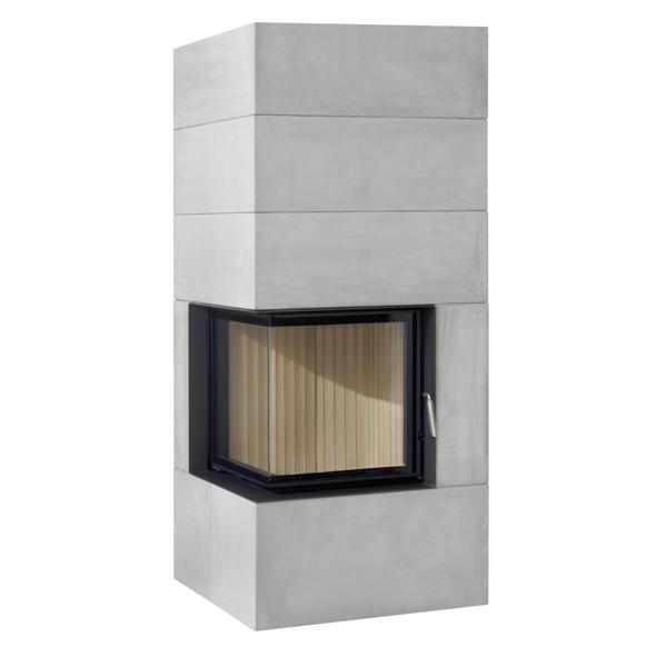 Brunner – BSK 01 Corner Fireplace
