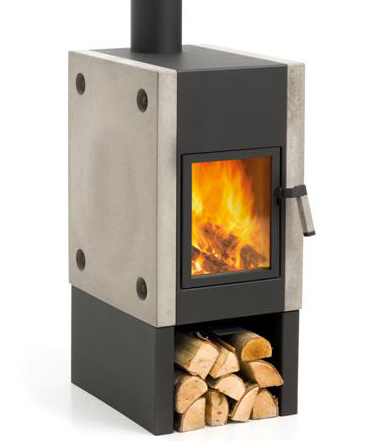 Harrie Leenders – Boxer Plus Wood Burning Stove 10kW