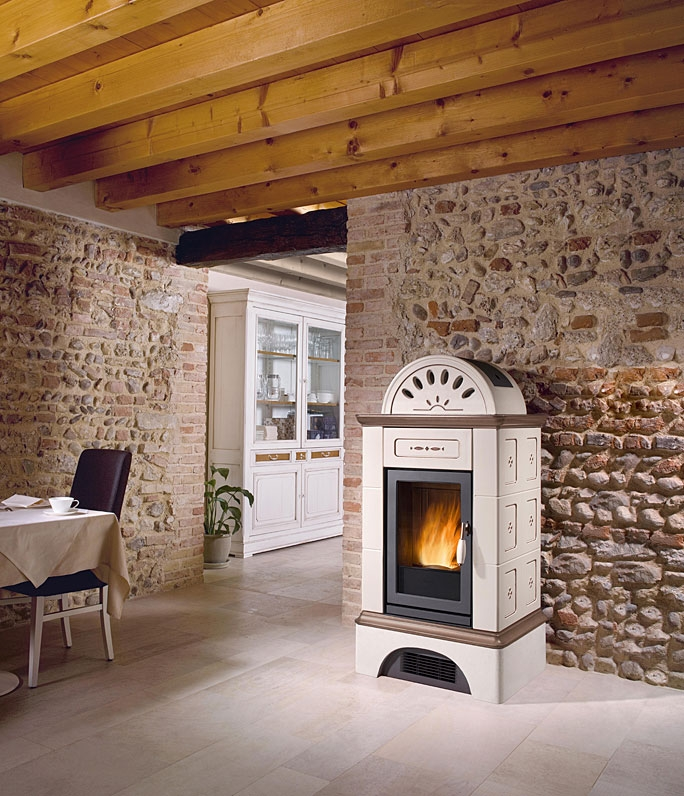 Piazzetta – Brunico Wood Pellet Burning Stove