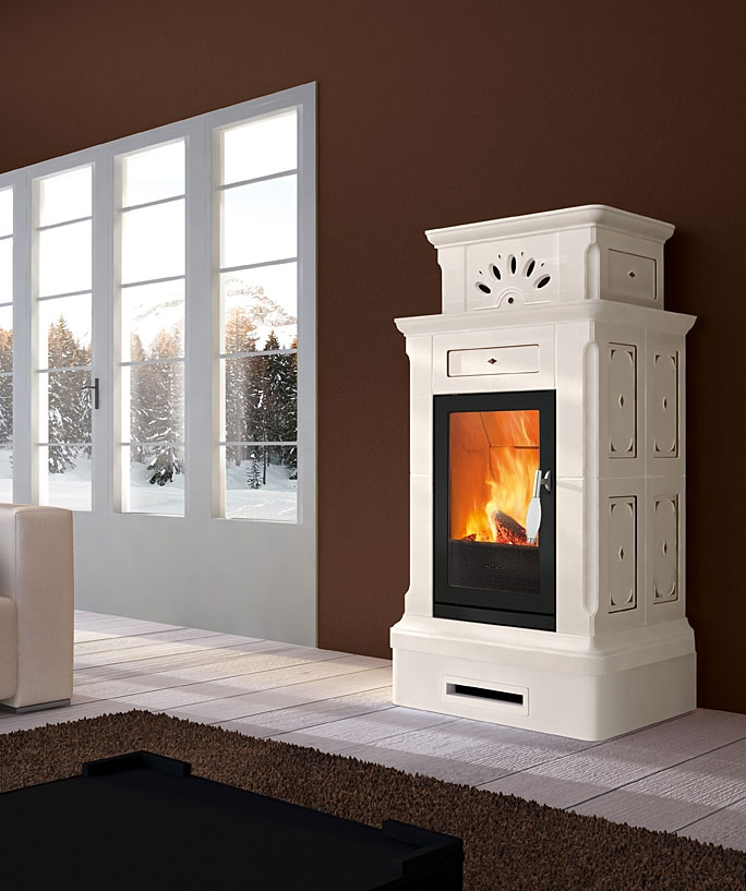 Piazzetta – Canazei Wood Pellet Burning Stove - Ex Showroom - USED