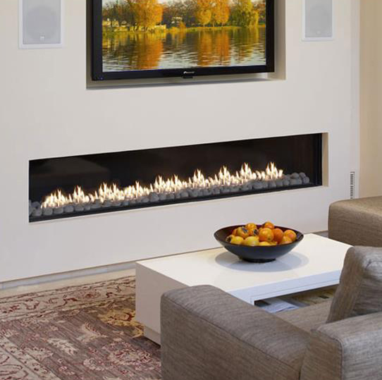 Ortal – Clear 200 Front Facing Gas Fire