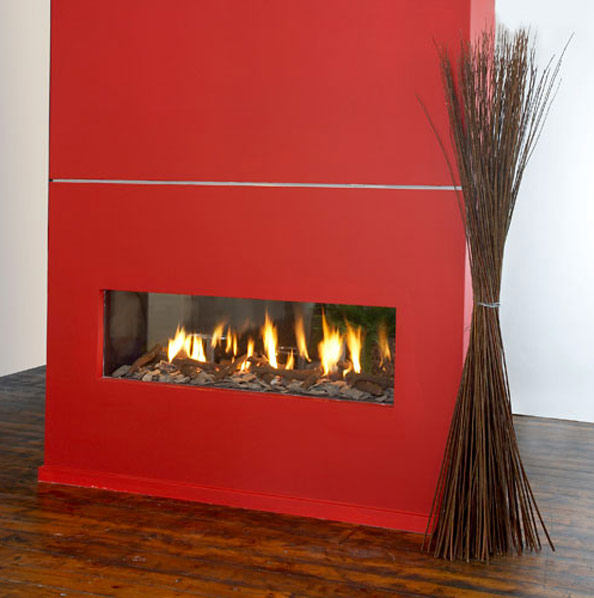 Ortal – Clear 170 Tunnel Gas Fire