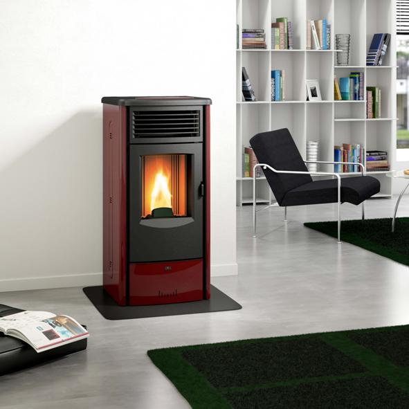 Piazzetta Superior – Cleo Wood Pellet Burning Stove