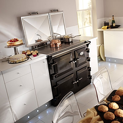 Everhot – 100i Range Cooker