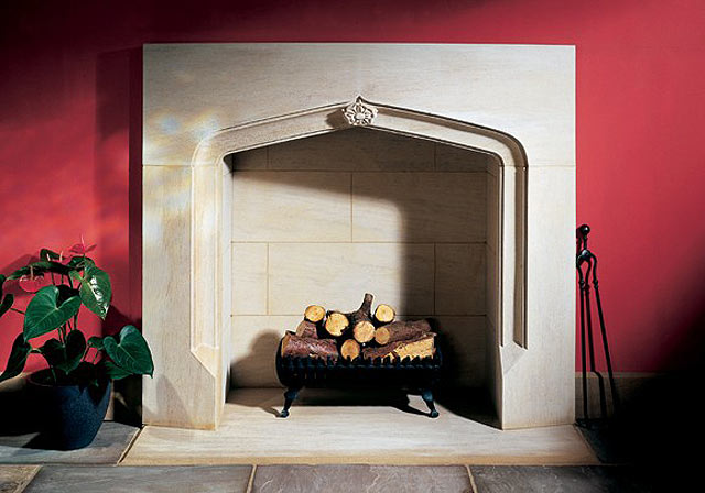 Miscellaneous – The Abbey Stone Fireplace