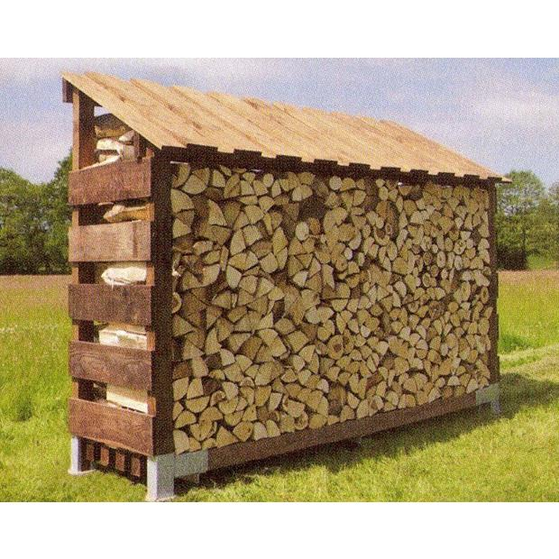 Clearview – Large Single Outdoor Log Store