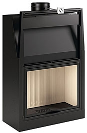 Piazzetta – MA263SL Wood Burning Firebox