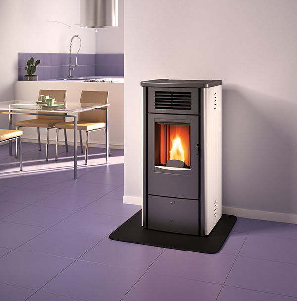 Piazzetta Superior – Mia Wood Pellet Burning Stove