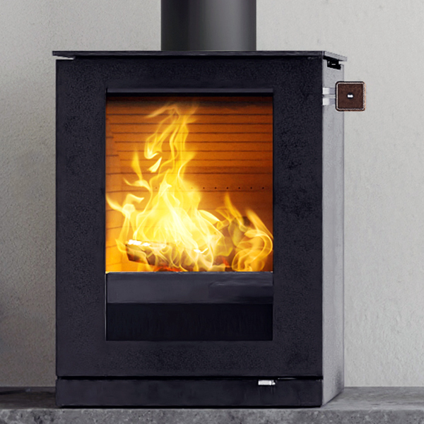 RAIS – NEW Q-Tee 5kw Wood Burning Stove - NEW FOR 2020