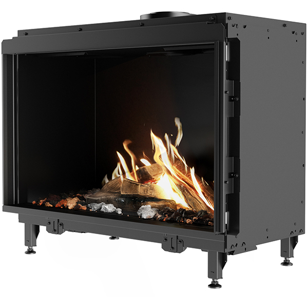 RAIS Gas – Visio 90 F Front Facing Built In Gas Fire
