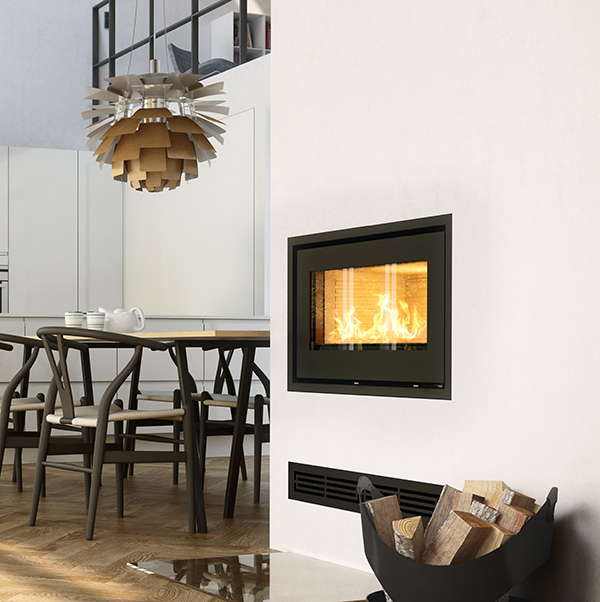 Rais – 500-1 6kw Insert Wood Burning Firebox