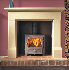 Miscellaneous – Traditional Fireplace